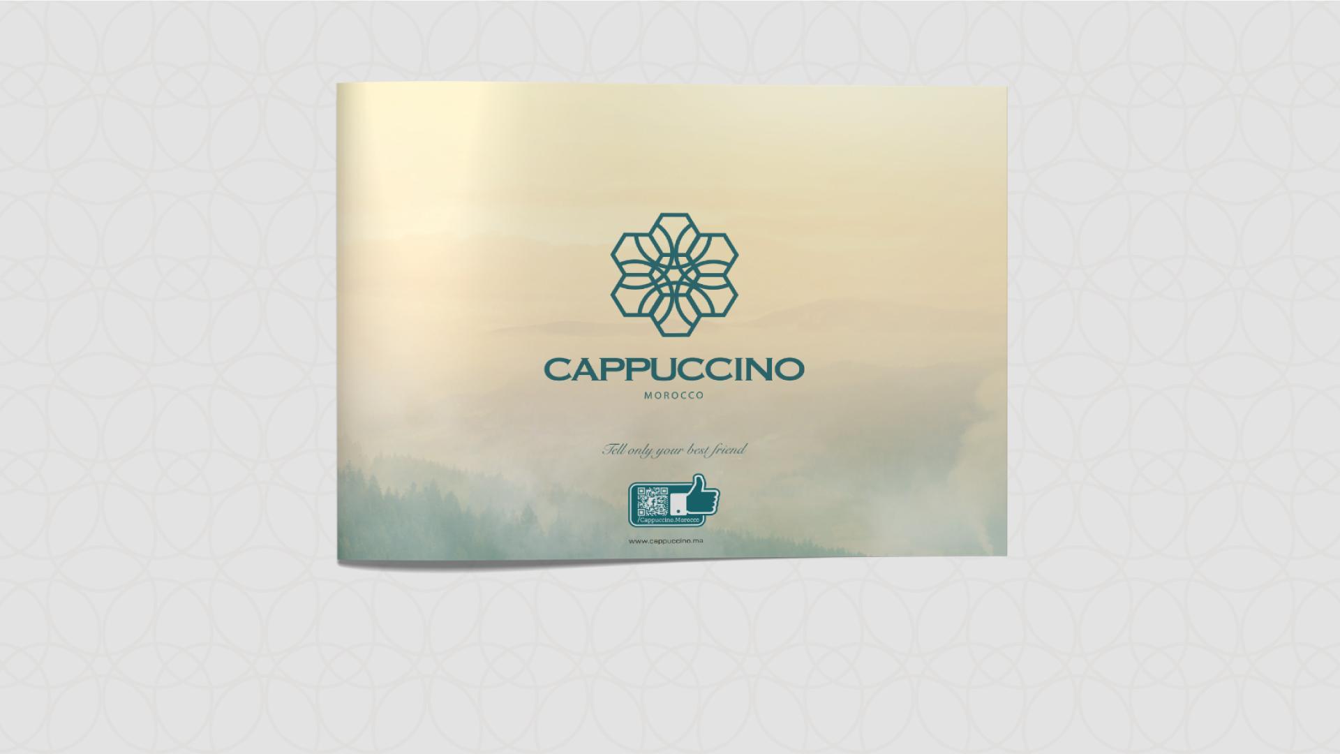 Création menu et carte restaurant - Conception graphique et impression - map-concepts Agence Communication de Tanger