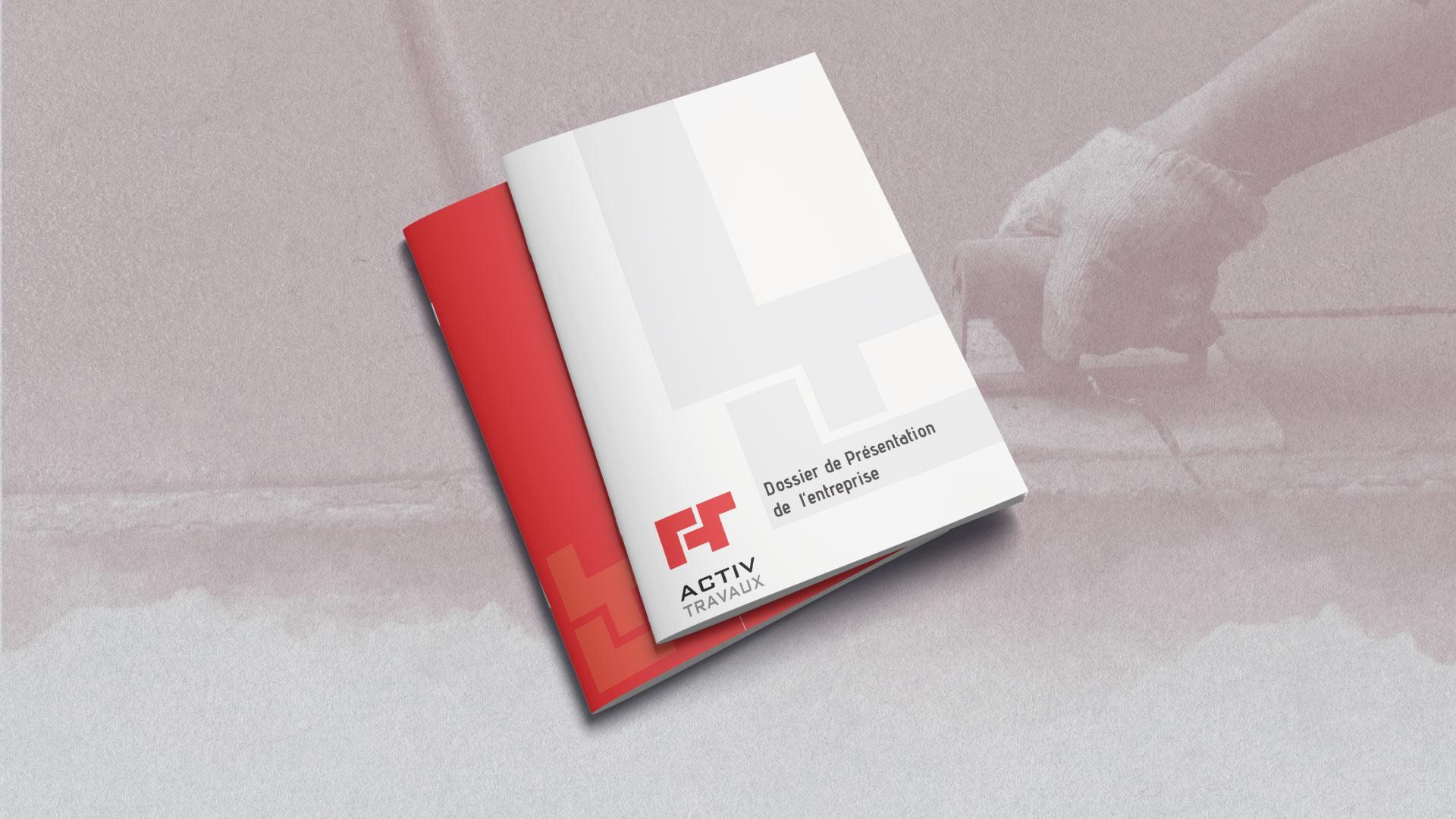 Présentation de Brochure - map-concepts Agence Communication de Tanger