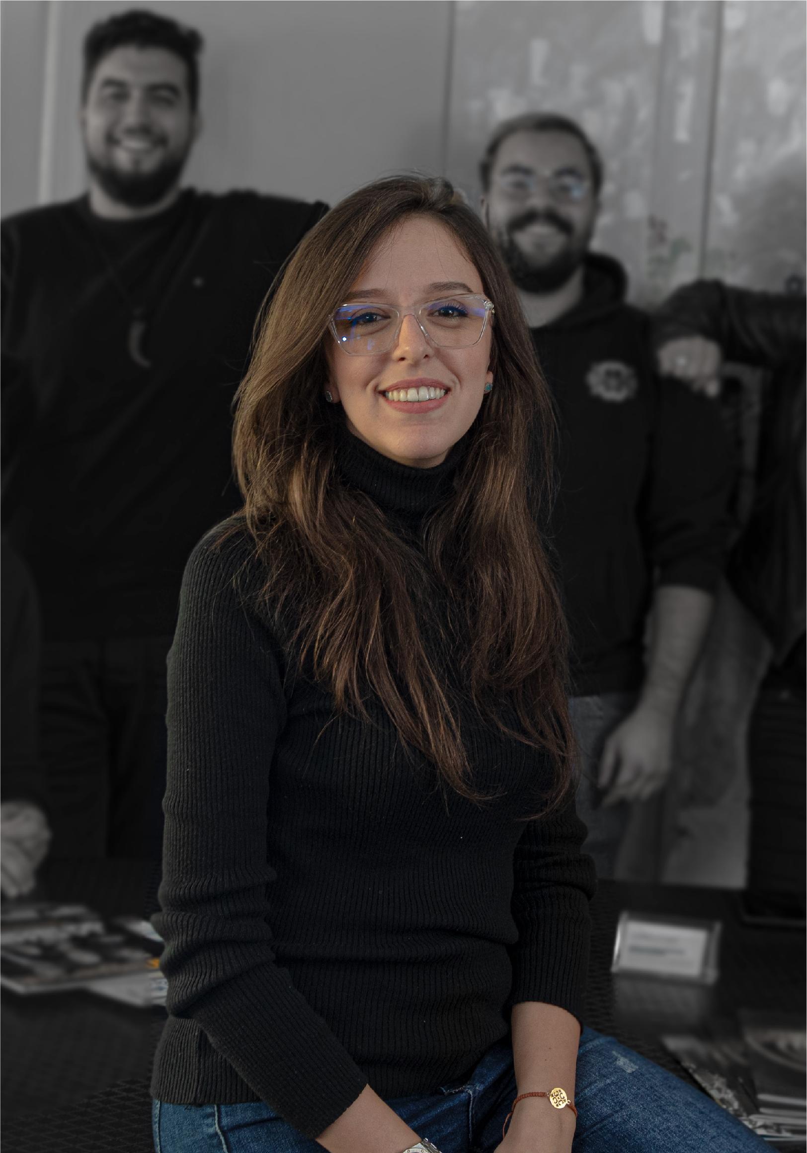 Nada Naciri - OFFICE MANAGER