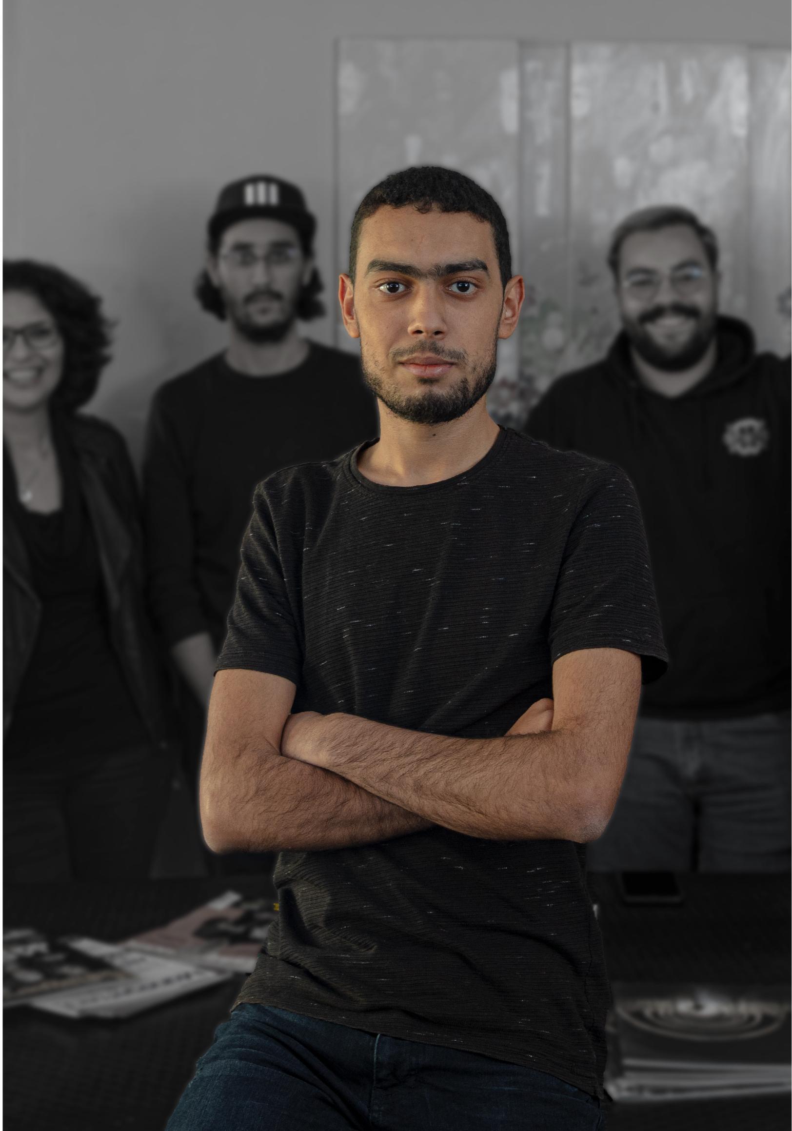 Othmane Haymoud - DEVELOPER